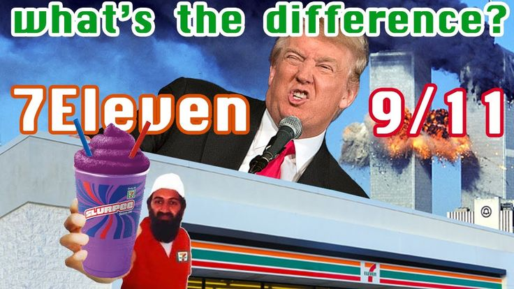 Never Forget 7-11 | Donald Trump