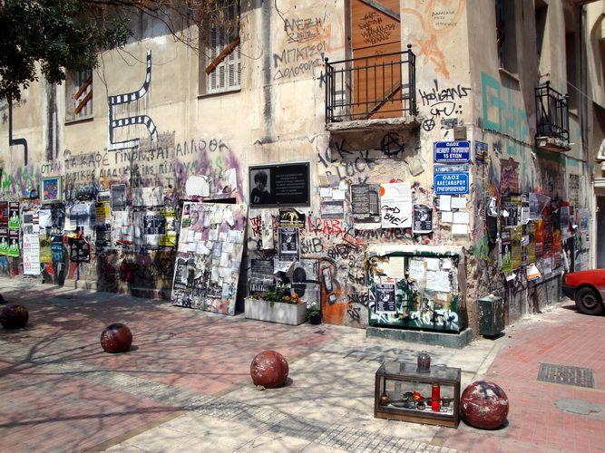 Exarchia @ Athens
