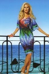 Spring 2013 dress / Frank Lyman