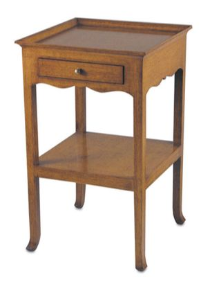 Classic Bedside Table - 1 Drawer - Complete Pad ®