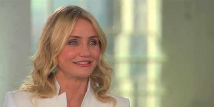 The Beauty Slogan That Makes Cameron Diaz 'So Mad' Cameron Diaz Talks With Oprah About Beauty, Aging And The 'Failure' Of Not Looking 25 Forever (VIDEO) Posted: 03/18/2014