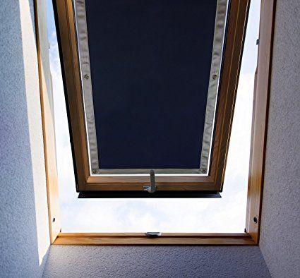 purovi thermo sonnenschutz f r dachfenster verschiedene gr en uv schutz 94 x 114cm. Black Bedroom Furniture Sets. Home Design Ideas