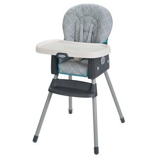 Graco SimpleSwitch Finch Portable Highchair and Booster Seat | Overstock.com Shopping - The Best Deals on High Chairs