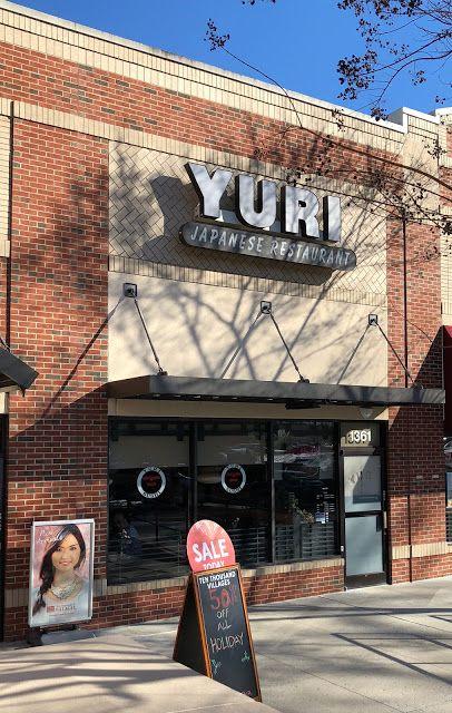 Yuri Japanese Restaurant Review - Cary, NC