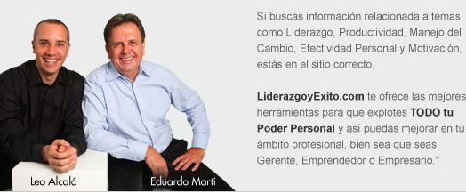Liderazgo y Exito —: Developing Personalized
