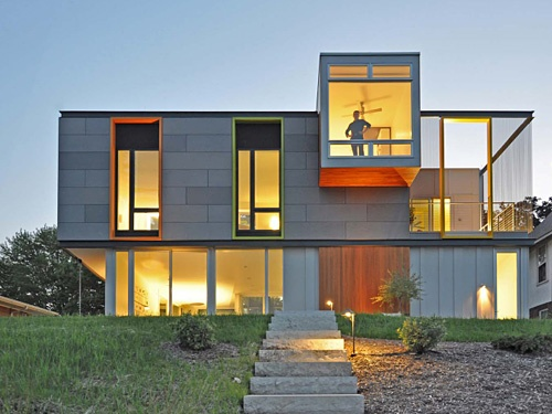 38 best images about aia housing awards on pinterest for Top residential architects nyc