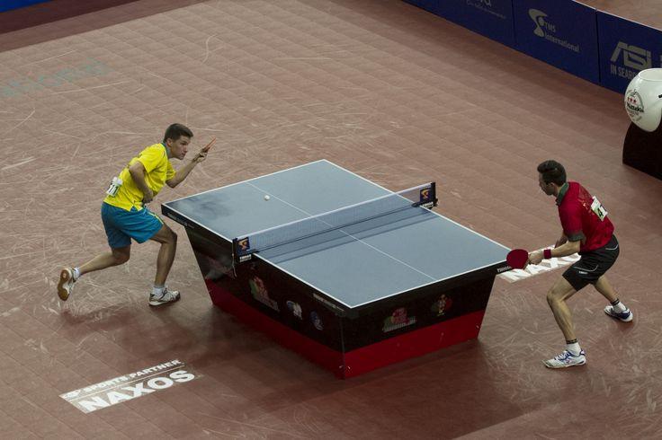 Campeonato Europeu Ténis de Mesa 2014, MEO Arena em Lisboa, Lisboa