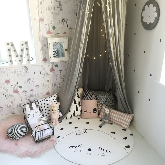 Play Area in the Nursery: 6 Infallible Ideas - Petit & Small