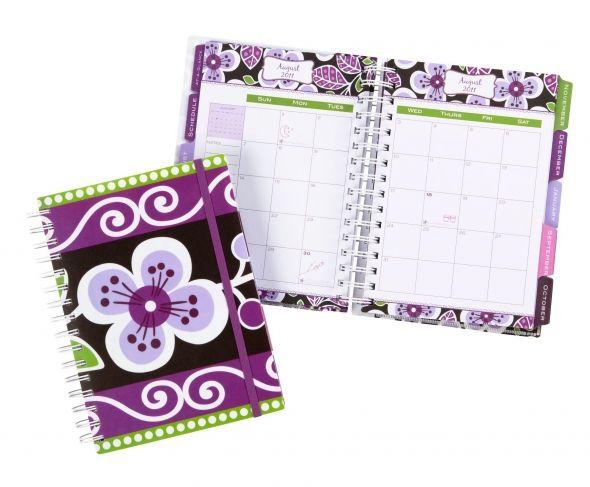 Get Organized with a Vera Bradley Planner!
