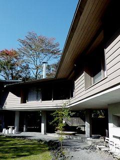 Wakita Museum of Art in Karuizawa|脇田山荘 吉村順三