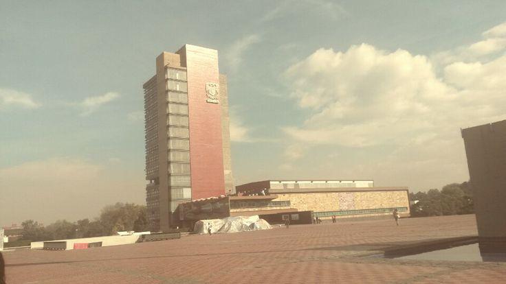 UNA VISA DE RECTORIA UNAM