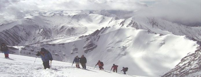 Stok Kangri : Most loveable place for Climbing
