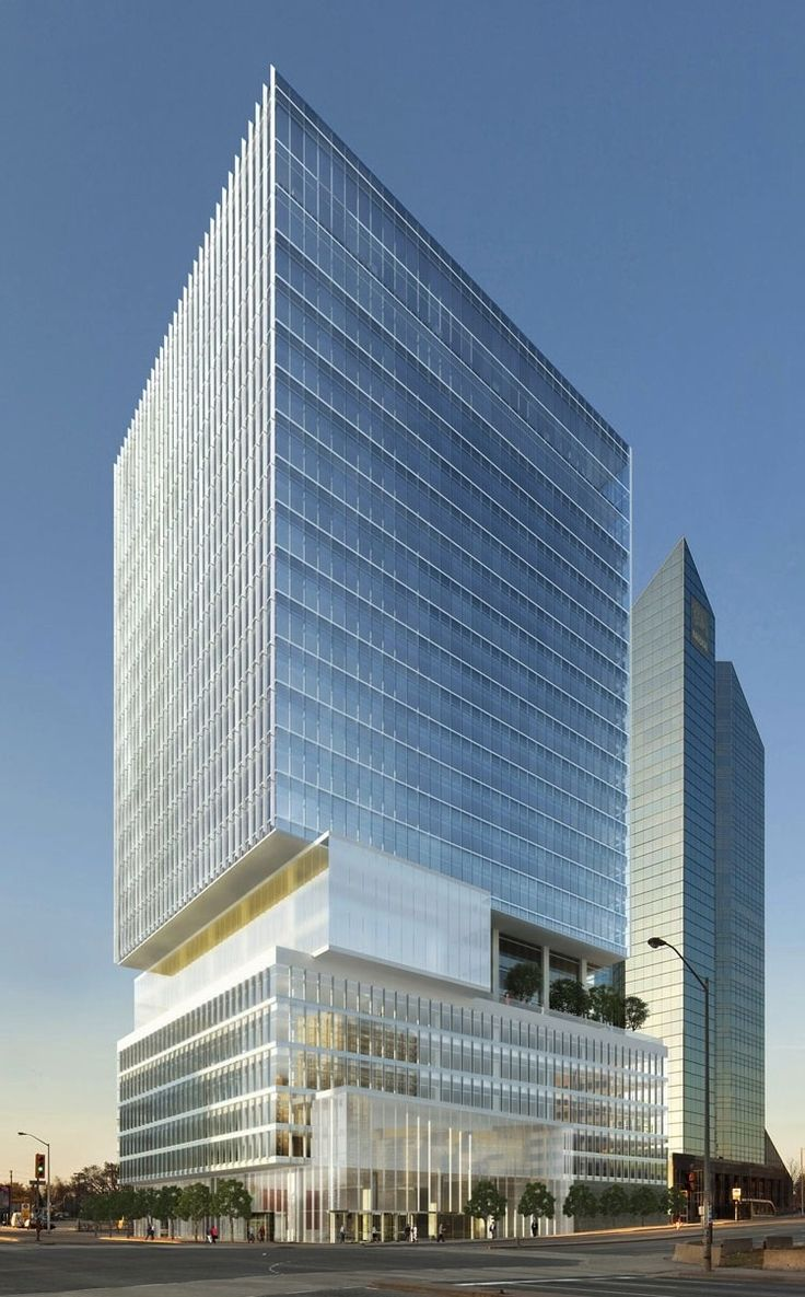 4800 Yonge Street Toronto by Oxford Properties and Kohn Pedersen Fox Associates