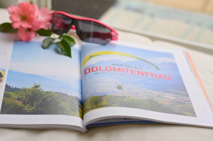 Mein Tag als Dolomitenfrau - Dolomitenstadt Magazin