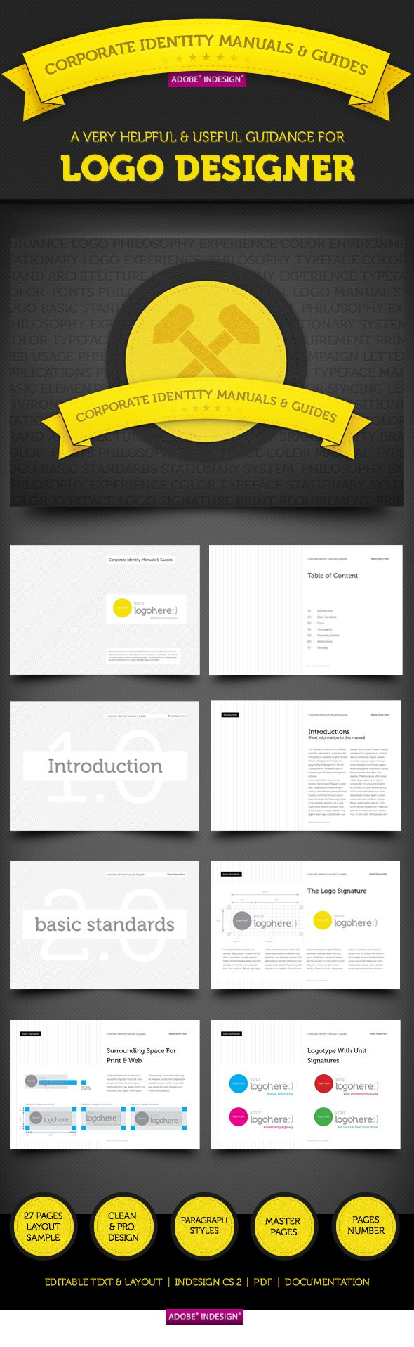 46 best Branding Style Guide images on Pinterest | Brand manual ...