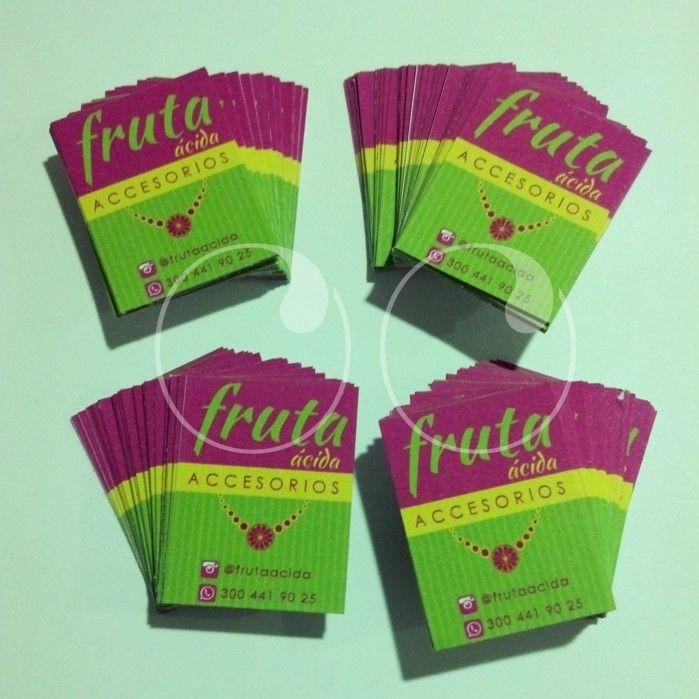 Stickers para @frutaacida (Instagram), especiales para marcar los productos a la venta.!!