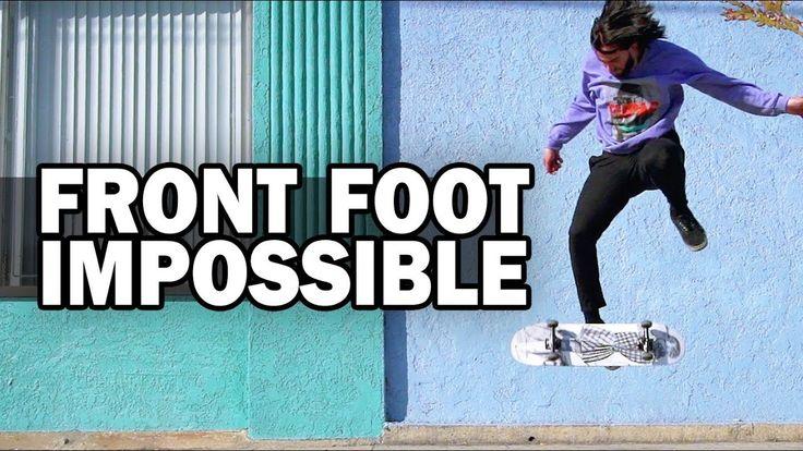 Front Foot Impossible: Garrett Hill    ShortSided