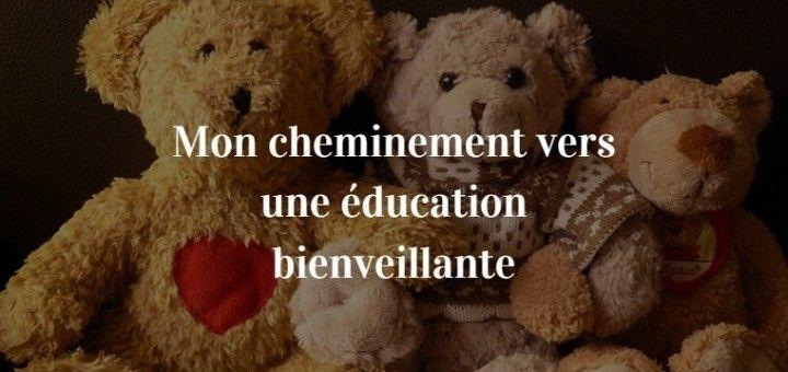 cheminement éducation bienveillante