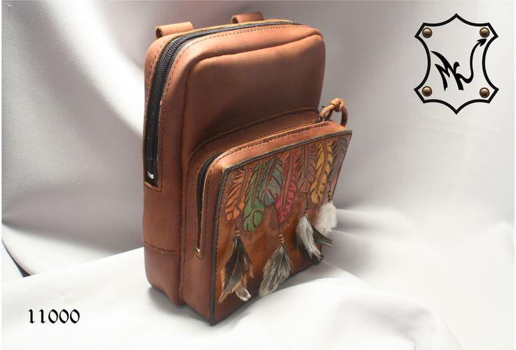 Набедренная сумка. Leathercraft
