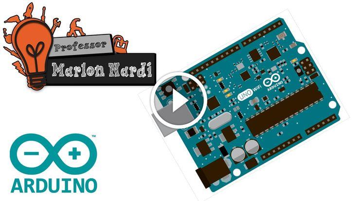 Universo Arduino #1 | O que é o Arduino e como Programá-lo? Primeiro Programa com Arduino                                           Depois de 6 anos de experiencia com Arduino, decidi fazer vídeos aulas sobre Arduino no estilo Projetista Fora do Comum! Conheça e  já de cara programe o seu Arduino! Tudo bem explicado e programação detalhadas tando de Hardware como... arduino cnc, arduino cnc 4 axis, arduino cnc driver, arduino cnc kodları, arduino cnc laser, arduino