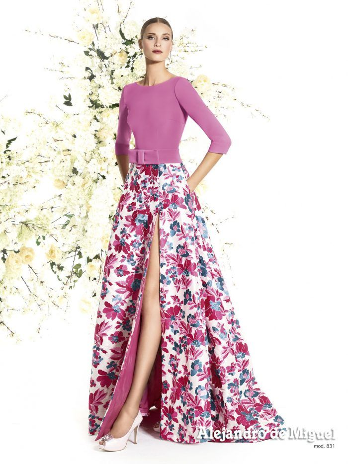 Mejores 2025 imágenes de vestidos largos en Pinterest | Vestidos de ...