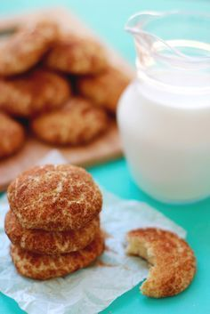 Вчера в инстаграме наткнулась на неизвестное мне до сегодняшнего дня слово snickerdoodle. Оказалось, что это американское печенье, которое довольно таки популярно.…