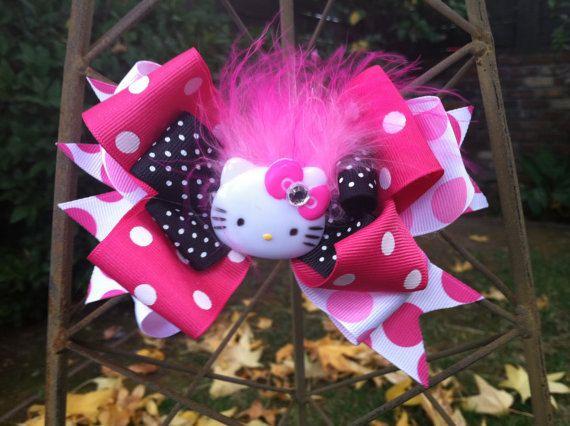 Hello Kitty Boutique Hair Bow