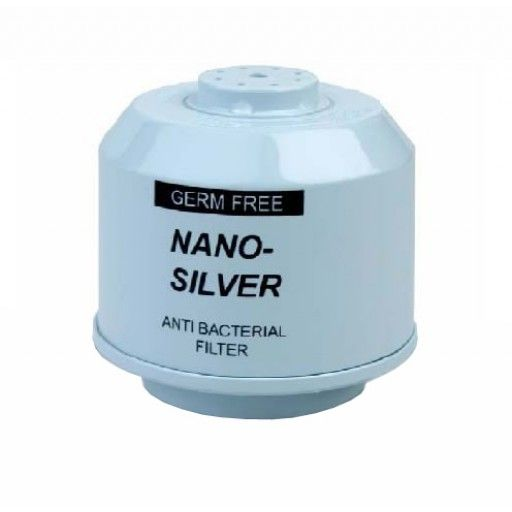 The Nano Silver Filter is a replacement filter for the Ionmax ION90 Humidifier. It features sophisticated nano technology that helps to kill bacteria and silver, which is a natural anti-bacterial and anti-fungal agent. The Nano Silver Filter helps to keep the water in the ION90 humidifier bacteria- and fungus-free so that it can continue performing optimally in humidifying your indoor environment.