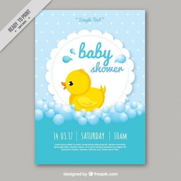 Baby Shower Card Template Cute Baby Shower Card Template Vector Baby Shower Invitation Cards Indian Baby Shower Invitations Baby Shower Greetings