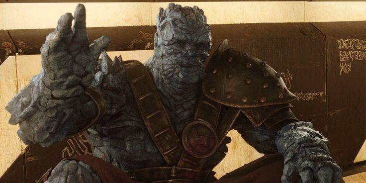 Thor: Ragnarok Photographer Reveals Taika Waititi's Korg Mo-Cap Suit