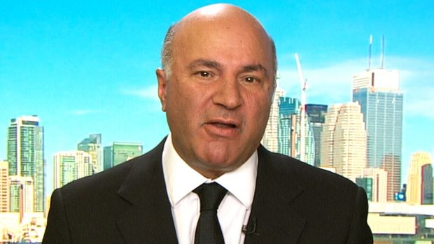 Conservative leadership candidate Kevin O'Leary says he took down an Internet video of himself firing automatic weapons out of 'respect' for the memorial to three of the six victims of the weekend massacre at a Quebec City mosque.