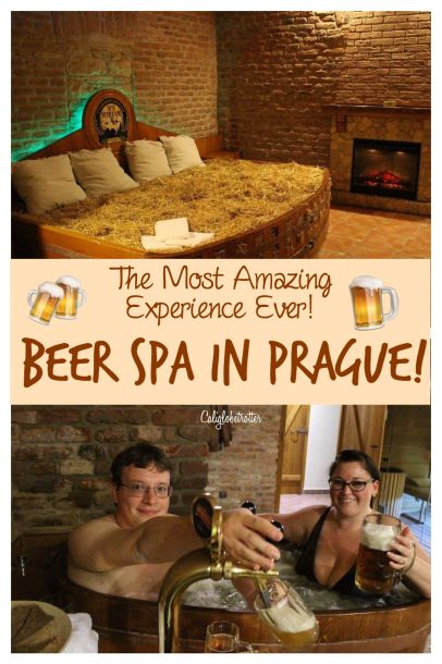 Beer Spa in Prague! Czech Republic - California Globetrotter