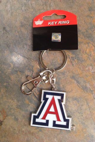 University of Arizona Keychain