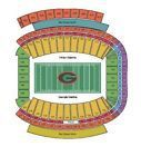 #Ticket 2016 UGA Georgia Bulldogs Football Season Tickets LOWER LEVEL 40 YARD LINE #deals_us