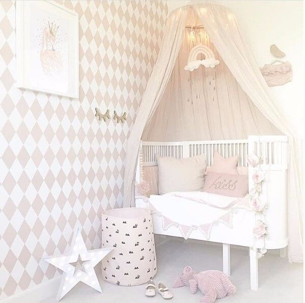 Beige White Grey Pink Kids Boys Girls Princess Canopy Bed Valance Kids Room Decoration Baby Bed Round Mosquito Net Tent Curtains-in Mosquito Net from Home & Garden on Aliexpress.com | Alibaba Group