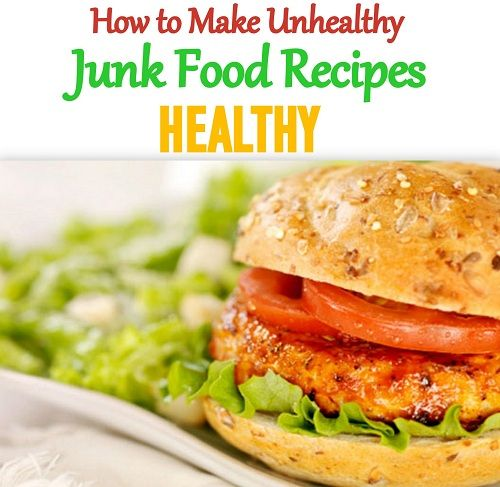 25 best junk food images on pinterest kitchens caramel and how to make unhealthy junk food recipes healthy http forumfinder Images