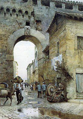 Ettore Roesler Franz-Scorcio di Borgo e il Passetto