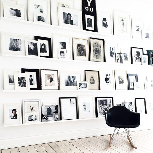the apartment of Annika Von Holdt: