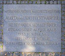 Lion Feuchtwanger – Wikipedia