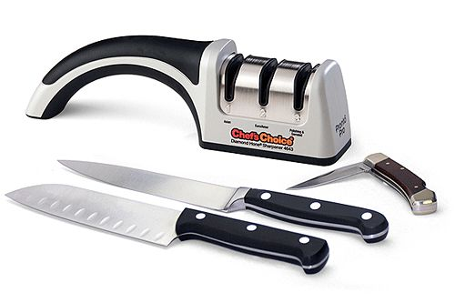 Chefs Choice Knife Sharpener Giveaway