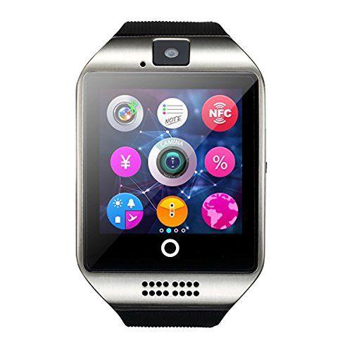 #Smartwatch #Uhr, #DeYoun #� #Bluetooth #Smartwatch #Handy #Uhr #Fitness #Tracker #Armband #Mit #Kamera #Sim #karte / #TF #karte #Slot #Kompatibel für #Android #Samsung #Galaxy #S6/S5 #HTC #Sony #LG #Huawei #Nexus #IPhone #IOS #[ #Tlweise #Fnktionen #] #Silber Smartwatch Uhr, DeYoun® Bluetooth Smartwatch Handy Uhr Fitness Tracker Armband Mit Kamera Sim karte / TF karte Slot Kompatibel für Android Samsung Galaxy S6/S5 HTC Sony LG Huawei Nexus IPhone IOS [ Tlweise Fnktionen ]- Silber, , 【HD…