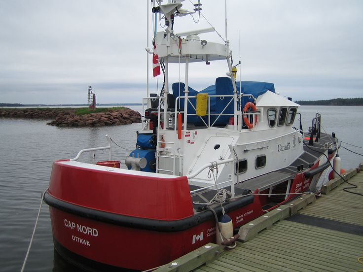 coast guard history | File:203 - Canadian Coast Guard PEI.JPG - Wikimedia Commons