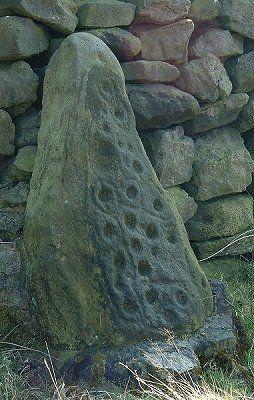 Baildon Moor, Yorkshire.