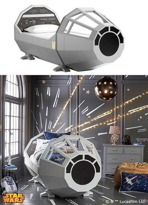 It S A Crib In 2019 Star Wars Bedroom Star Wars Kids