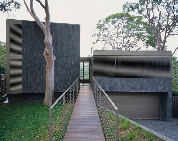 Balmoral House, Sydney, Australia by Ian Moore Architects.