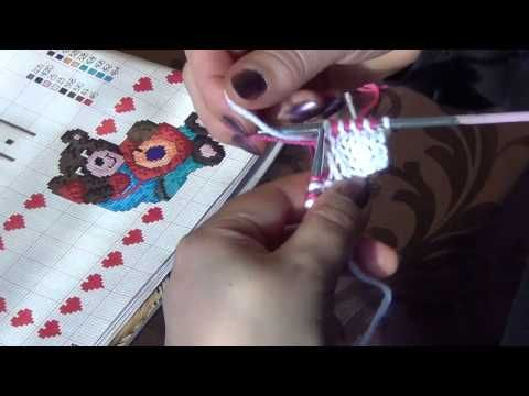 Tutorial Maglia Double Face - YouTube