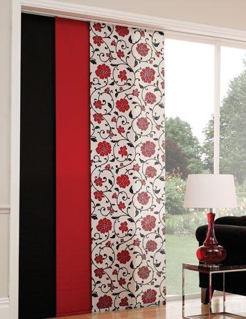 Panel Blinds | large window blinds | sliding door blinds - Rol-lite Blinds