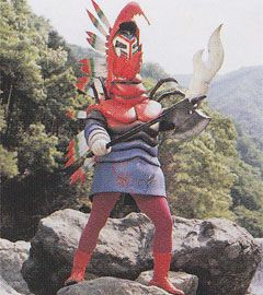 Scorpion Geronimo