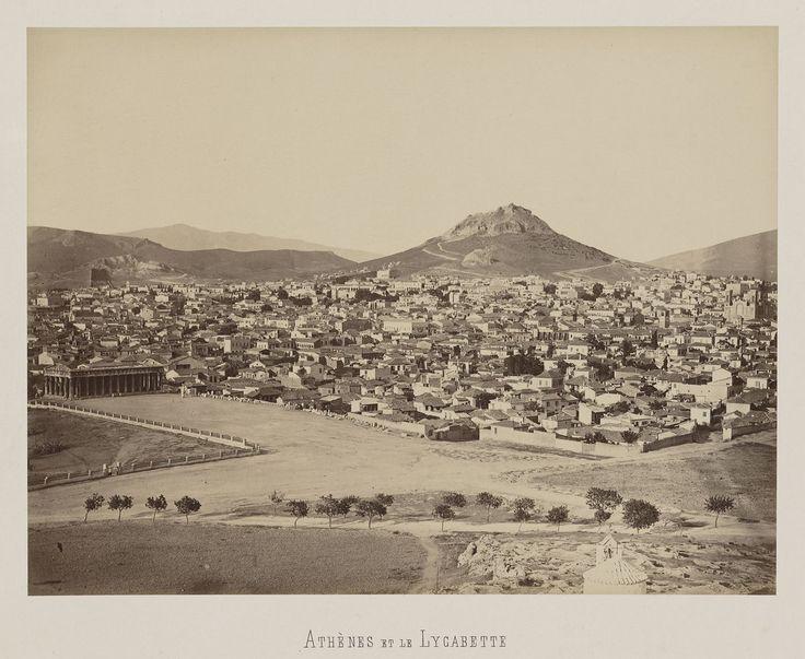 https://flic.kr/p/SEhoSN | Άποψη της Αθήνας από τον λόφο των Νυμφών (Αστεροσκοπείου) | ΚΩΝΣΤΑΝΤΙΝΟΣ ΑΘΑΝΑΣΙΟΥ, περίπου 1875 www.guimet-photo-grece.fr/notices/notice.php?tout=1&p... Album: www.guimet-photo-grece.fr/collection/ap_16242.php