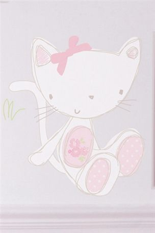 Buy 25 Chloe Cat Wall Stickers from the Next UK online shop